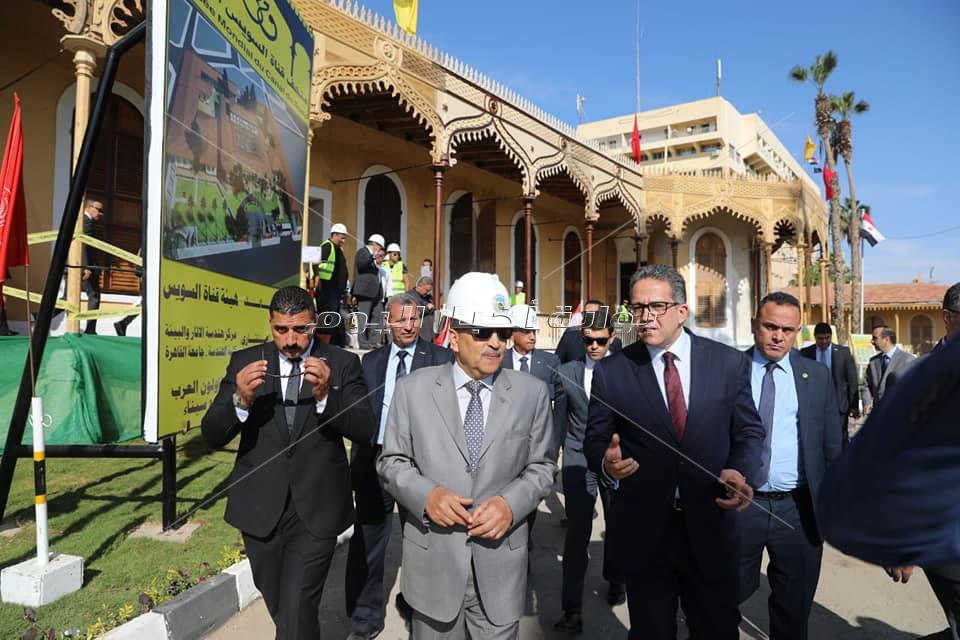 الاحتفال بمرور 150 عام علي افتتاح قناة السويس