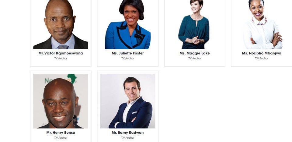 تعرف على متحدثي «مؤتمر إفريقيا 2019»