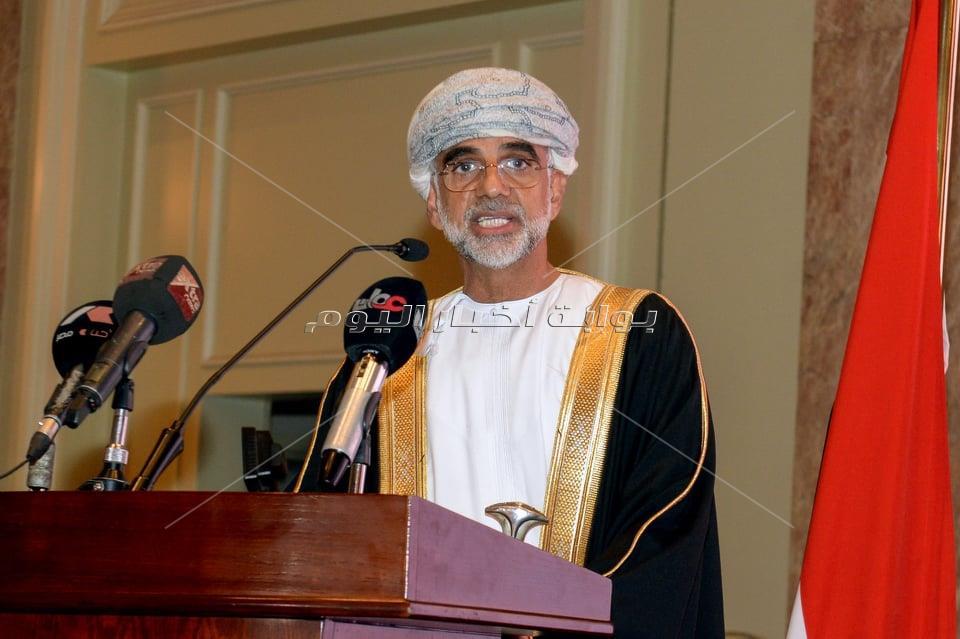 سفارة عمان بالقاهرة تحتفل بالعيد الوطني الـ49