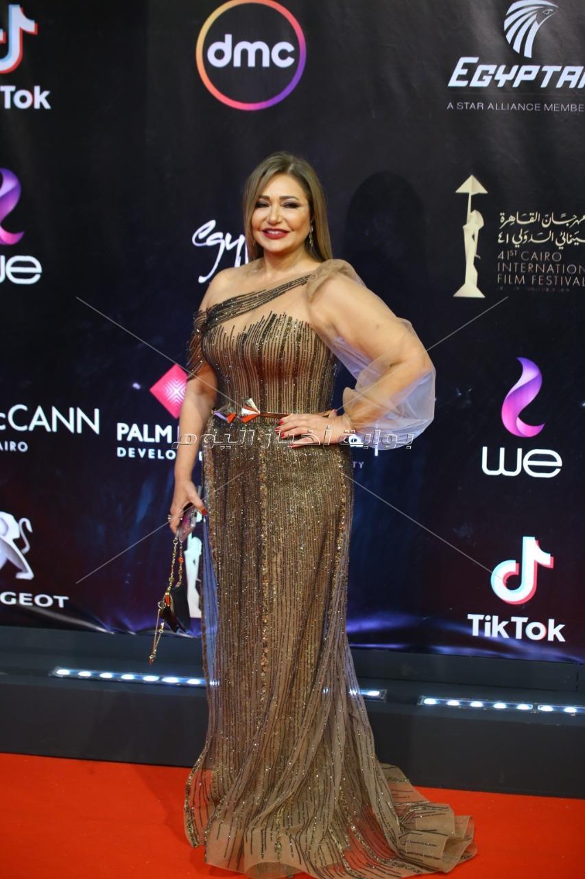 100 صورة من حفل افتتاح مهرجان القاهرة السينمائي الدولي