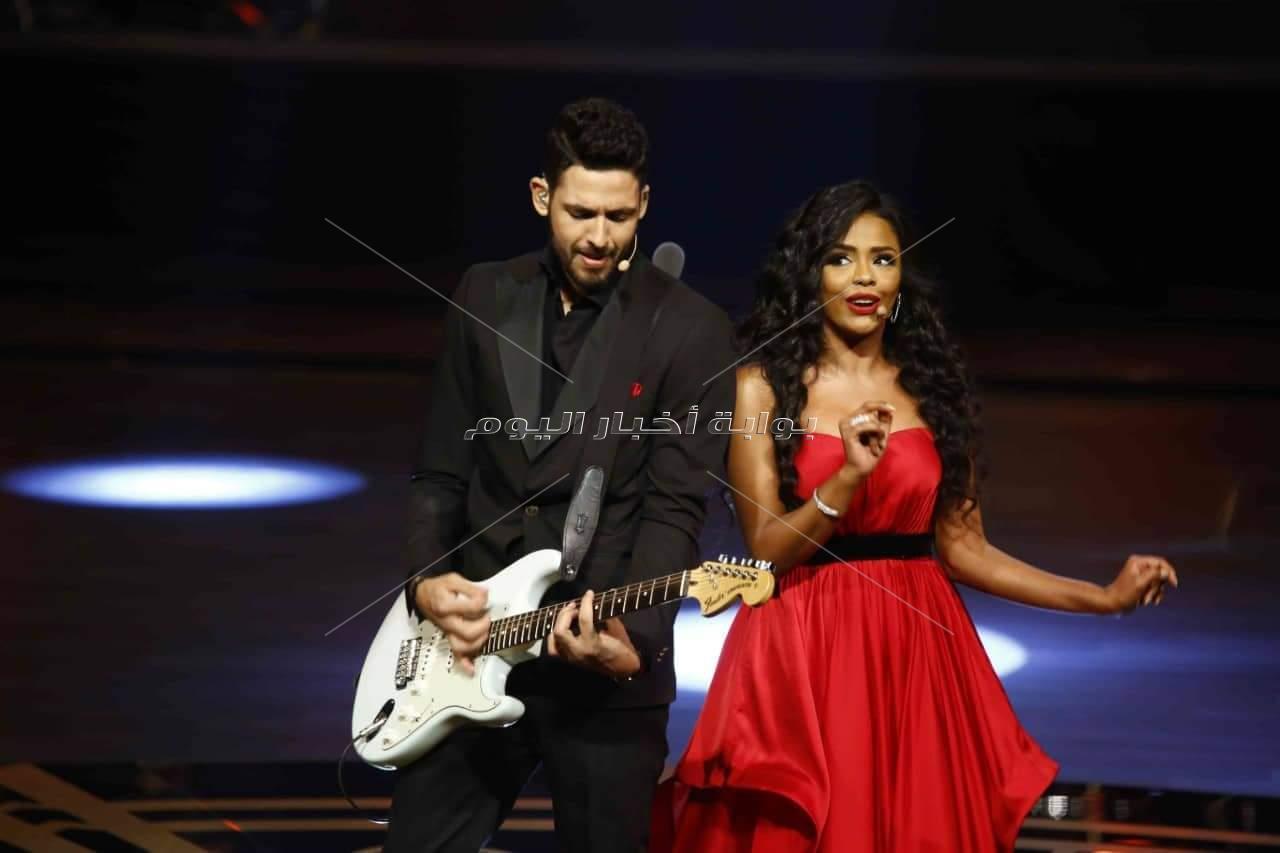 120 صورة من حفل افتتاح مهرجان القاهرة السينمائي الدولي