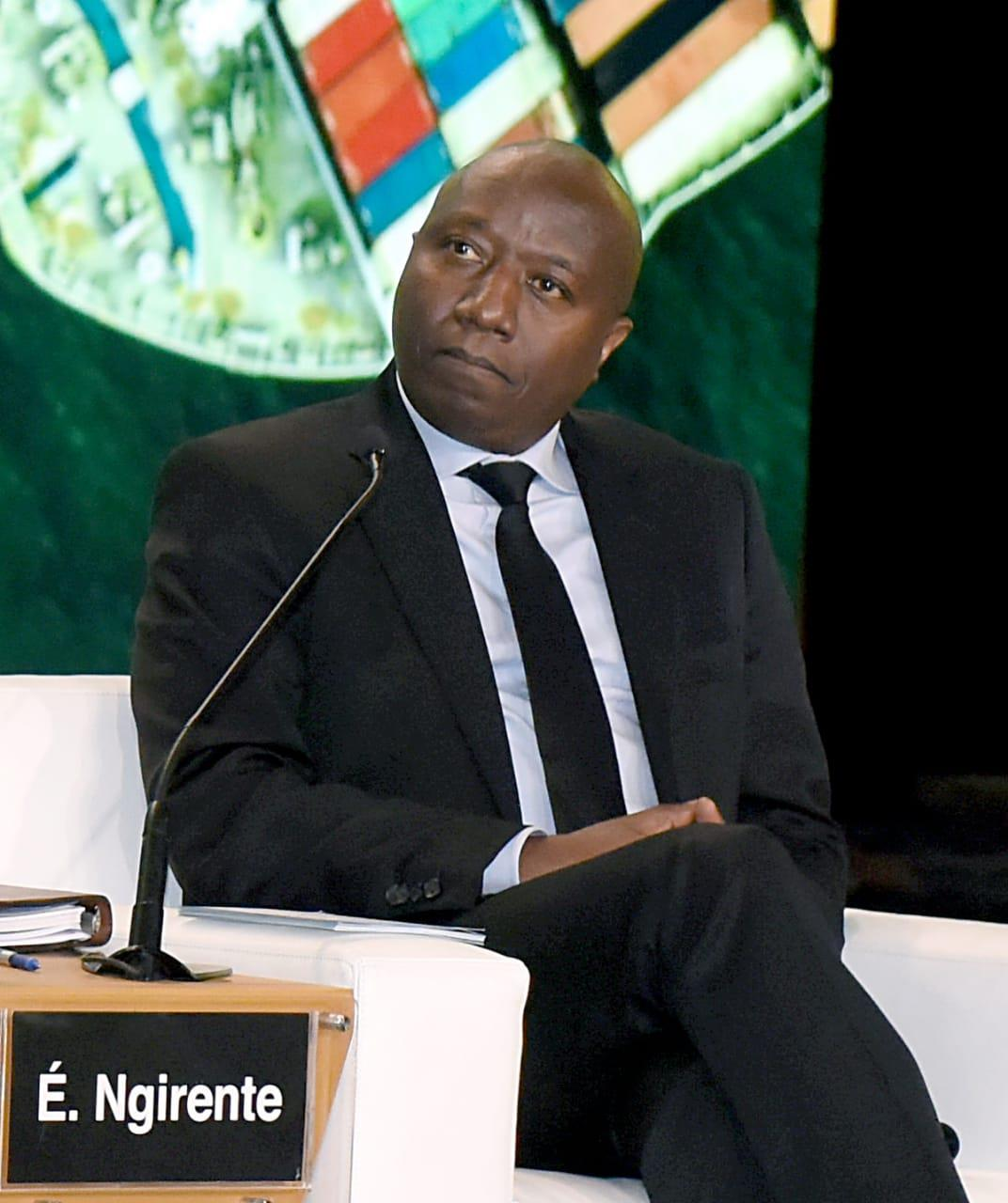 تفاصيل جلسة الشراكات الدولية والإقليمية لتطوير البنية الأساسية بمؤتمر إفريقيا 2019
