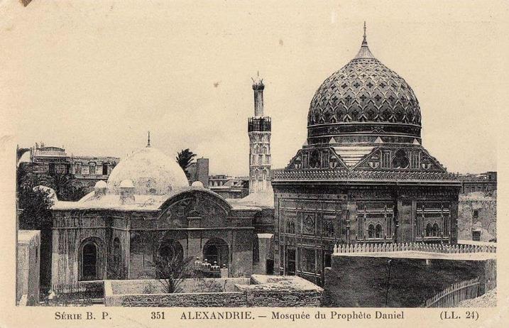 حكاية مسجد «النبي دانيال» أحد أنبياء العهد القديم بالإسكندرية