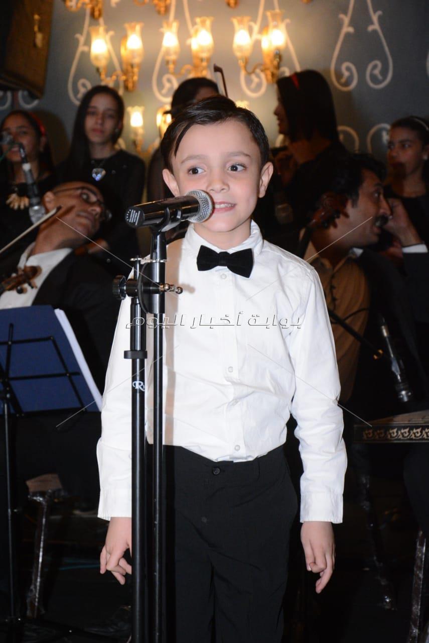 «روتاري هليوبولس» يحتفل بعيد الطفولة بحضور نضال الشافعي ومجد القاسم