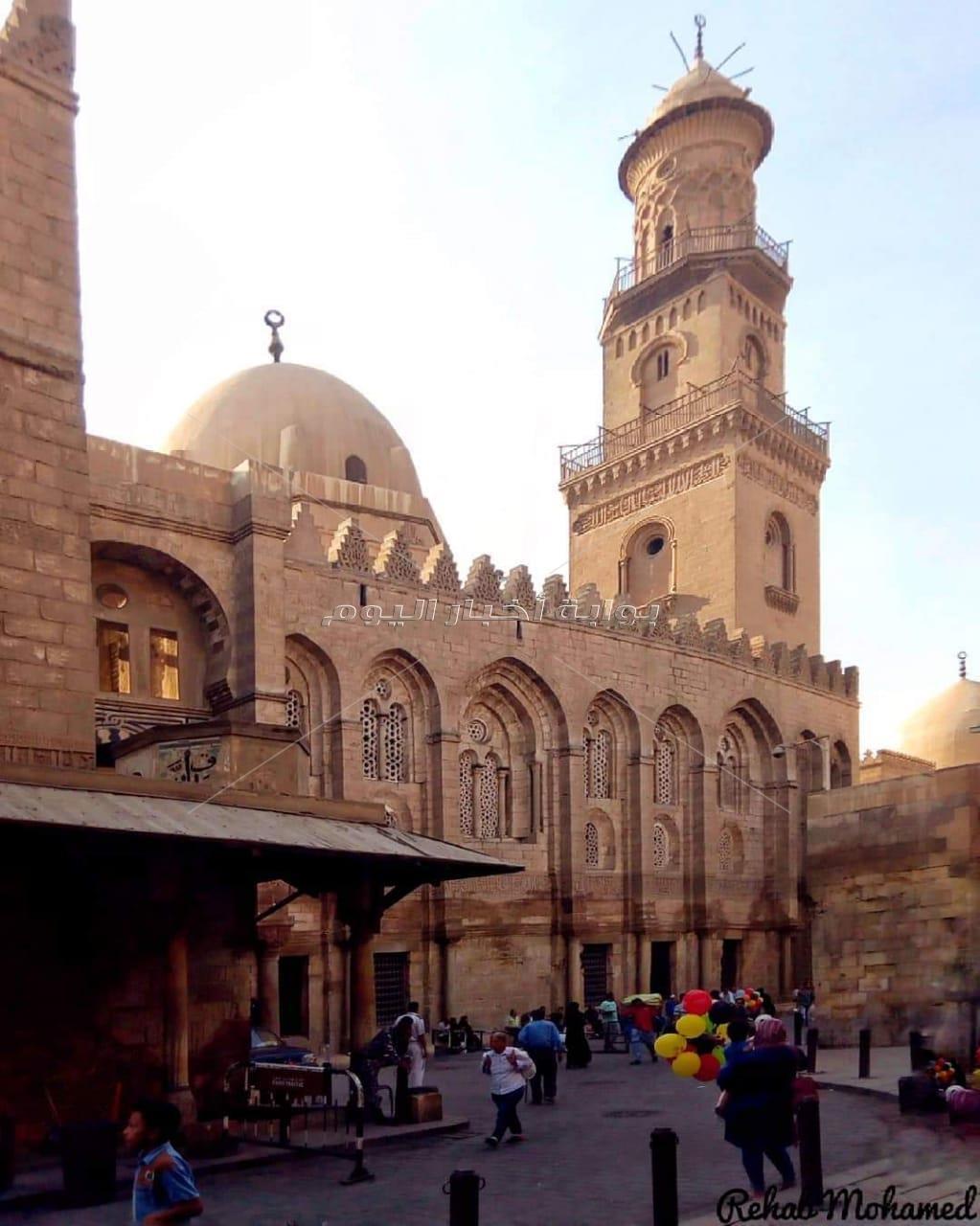 مسجد قلاوون