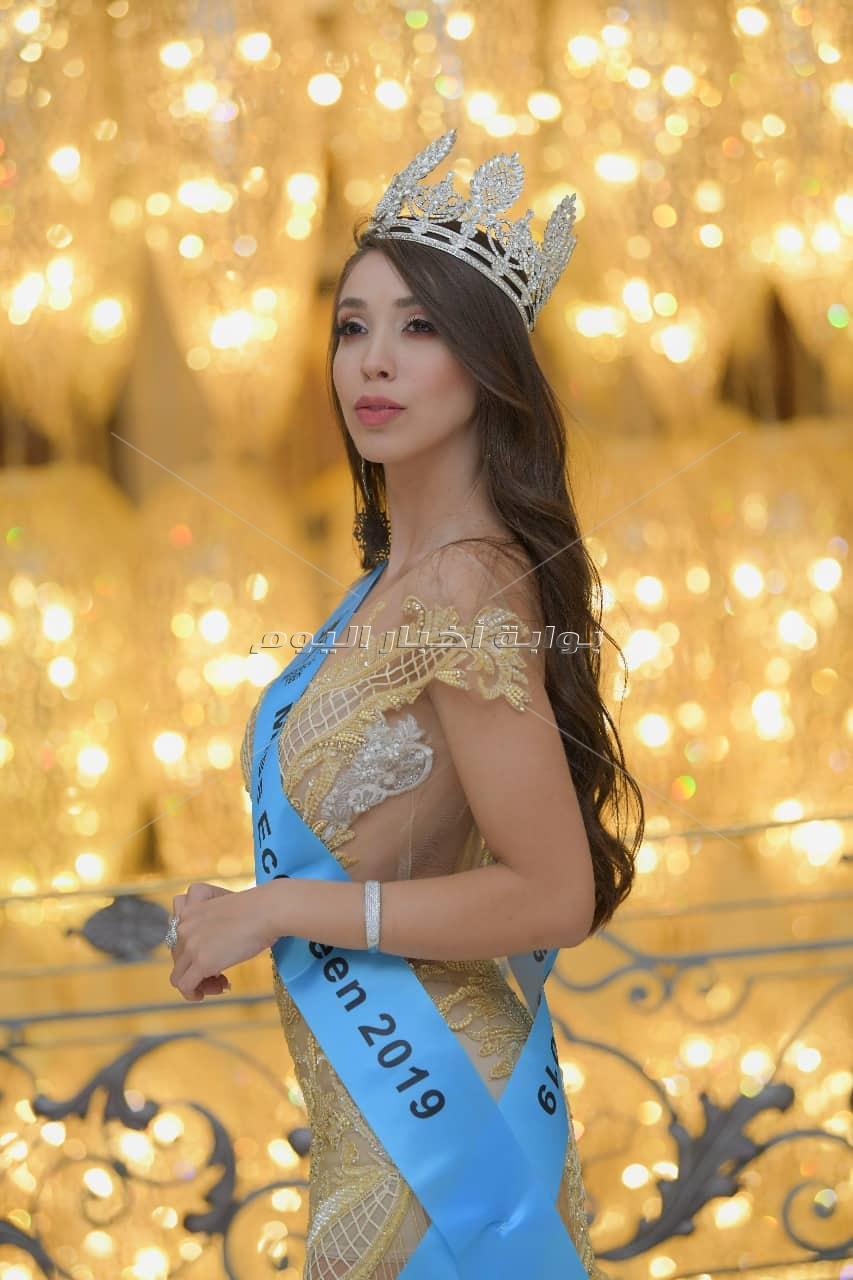 البرازيل تحصد لقب ملكة جمال العالم للسياحة والبيئة