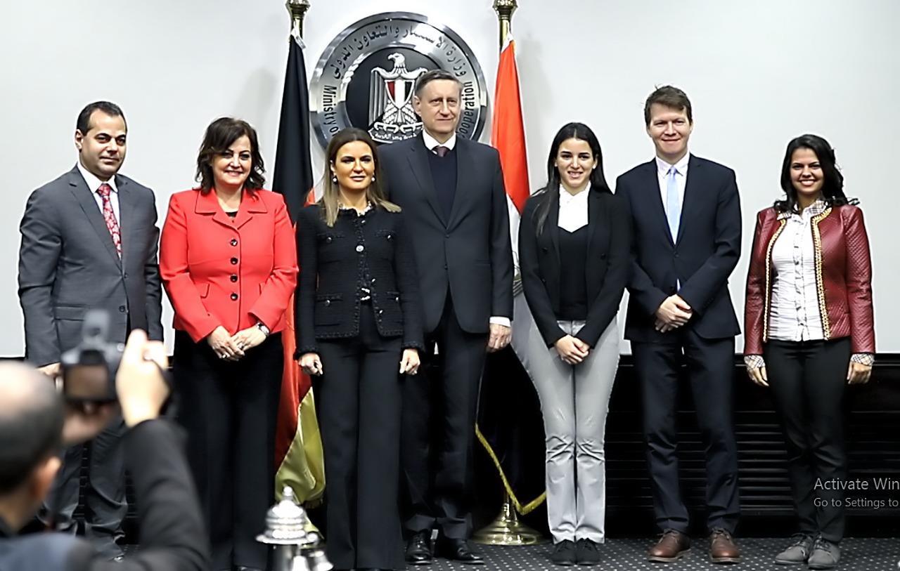 مصر وألمانيا توقعان منحة لضمان الجودة في مجال الإنتاج الزراعي بقيمة 36 مليون جنيه