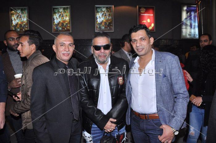 لطفي وعز يحتفلان بعرض «استدعاء ولي عمرو».. وغياب حورية فرغلي