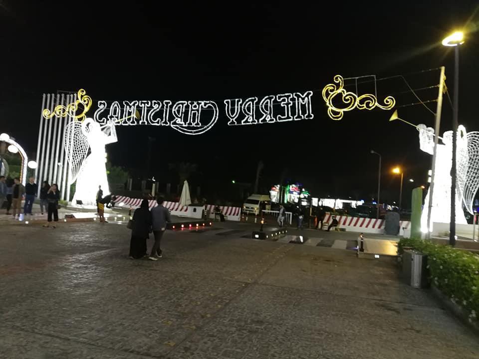 بالصور.. تألقت مدينة شرم الشيخ قبل انطلاق منتدى شباب العالم غدا