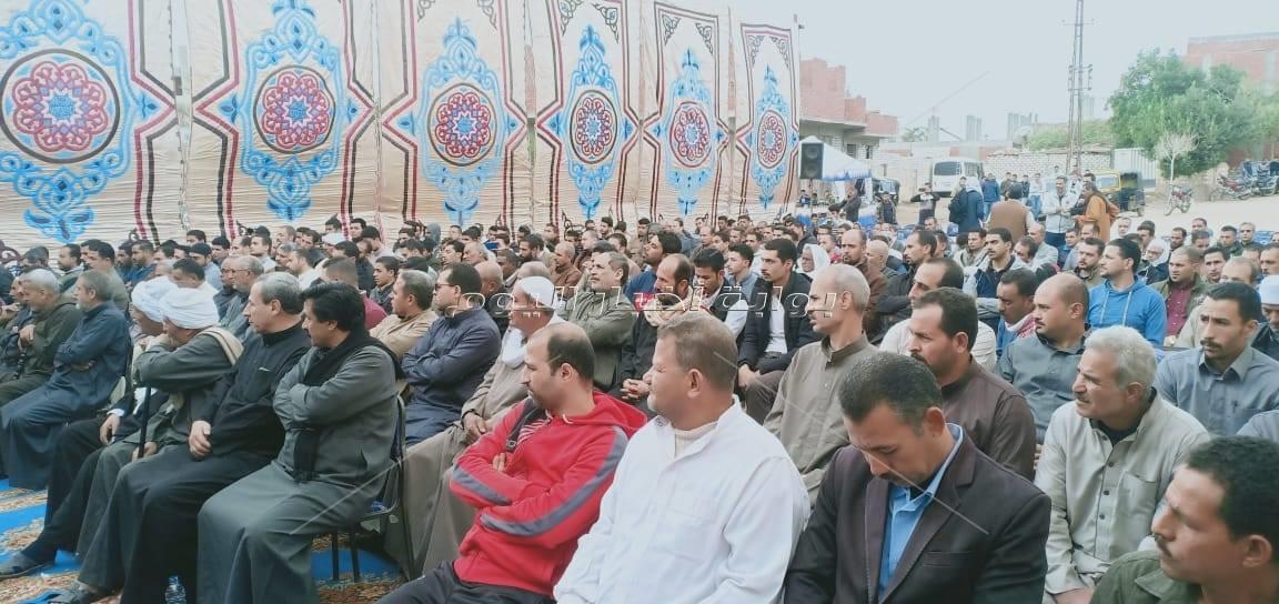 جلسة صلح بين عائلتي أبو طلبة والصباغ بعرب العليقات