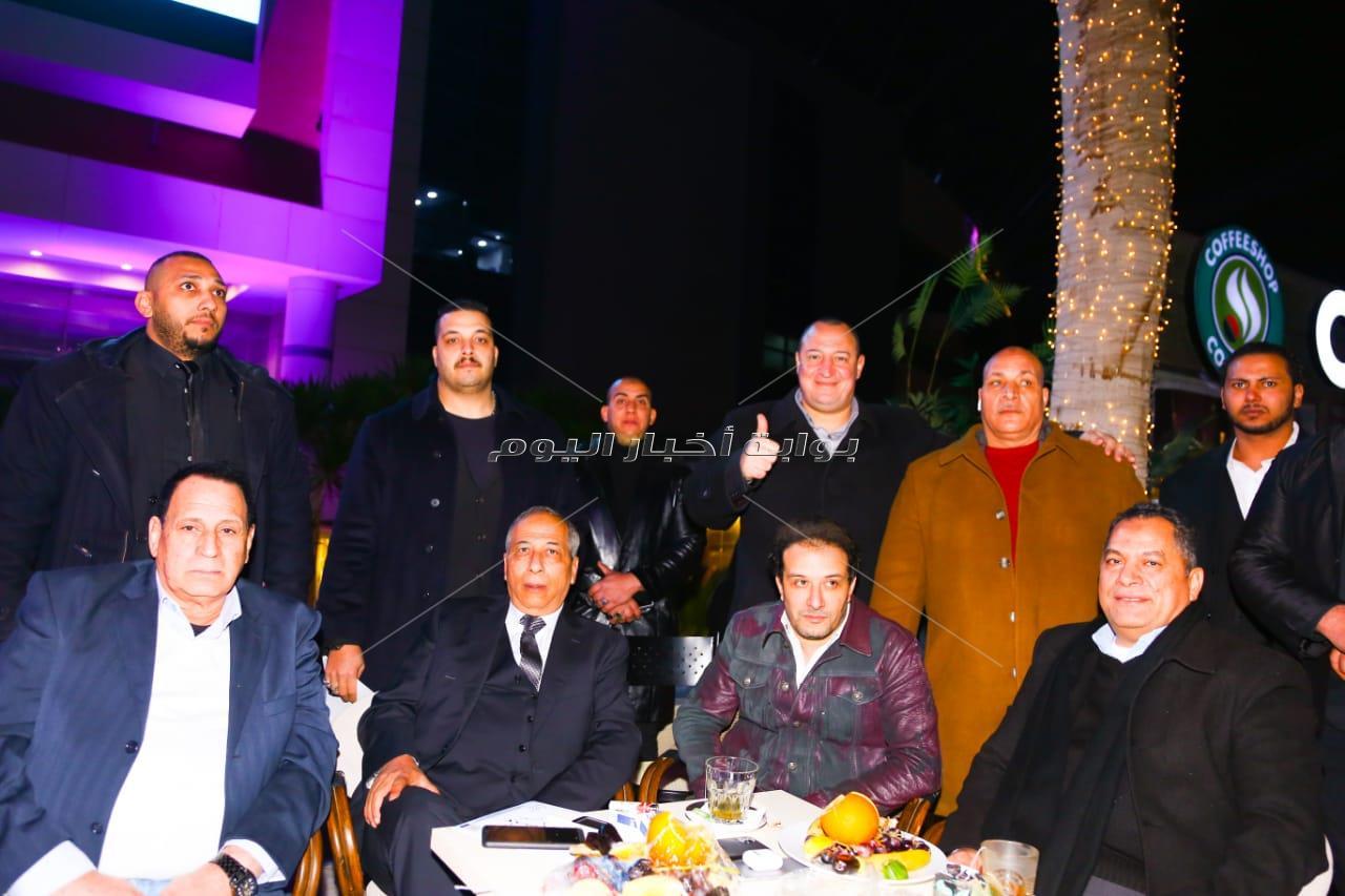 """""""ناصر أبو لافي"""" و""""سبايسي ميكس"""" يشعلون رأس السنة في القاهرة الجديدة"""