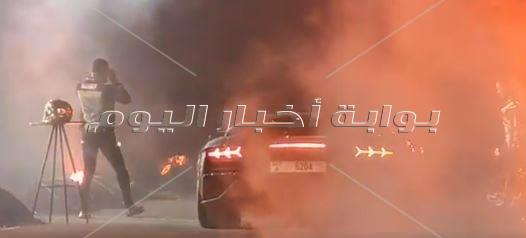 محمد رمضان يُشعل حفله بدبي.. وسعد لمجرد يُشاركه الغناء