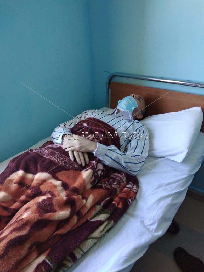 محافظ البحر الأحمر ينهي إضراب موظف ويلغي قرار نقله بالوحده الصحيه بمرسي علم