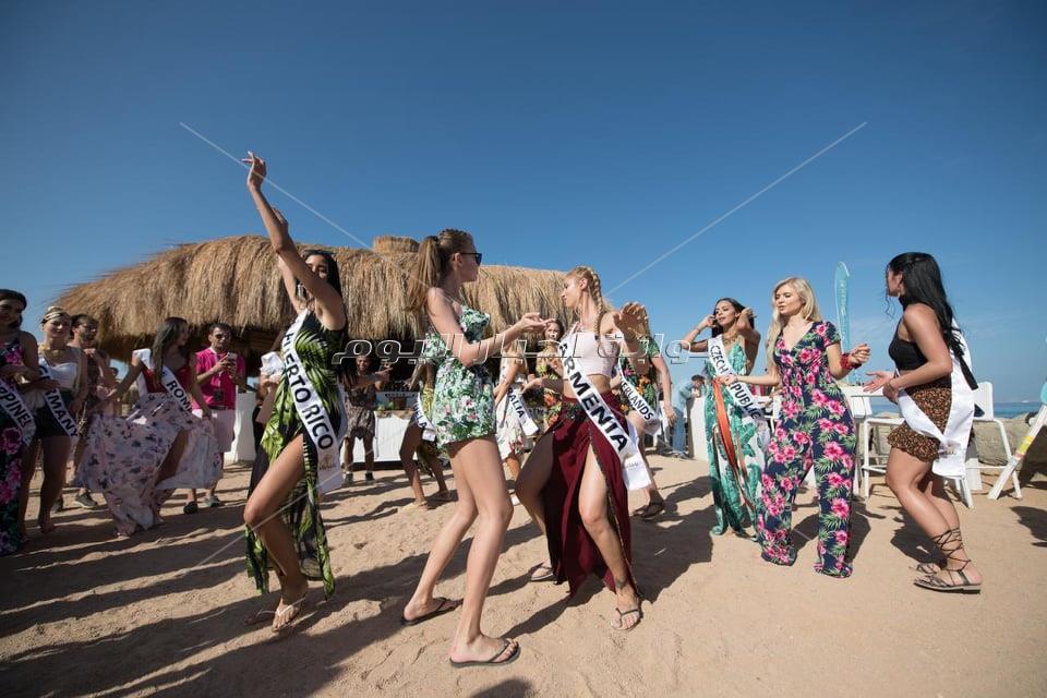 الغردقة تفوز بتنظيم فعاليات مسابقة أفضل عارضة أزياء في العالم