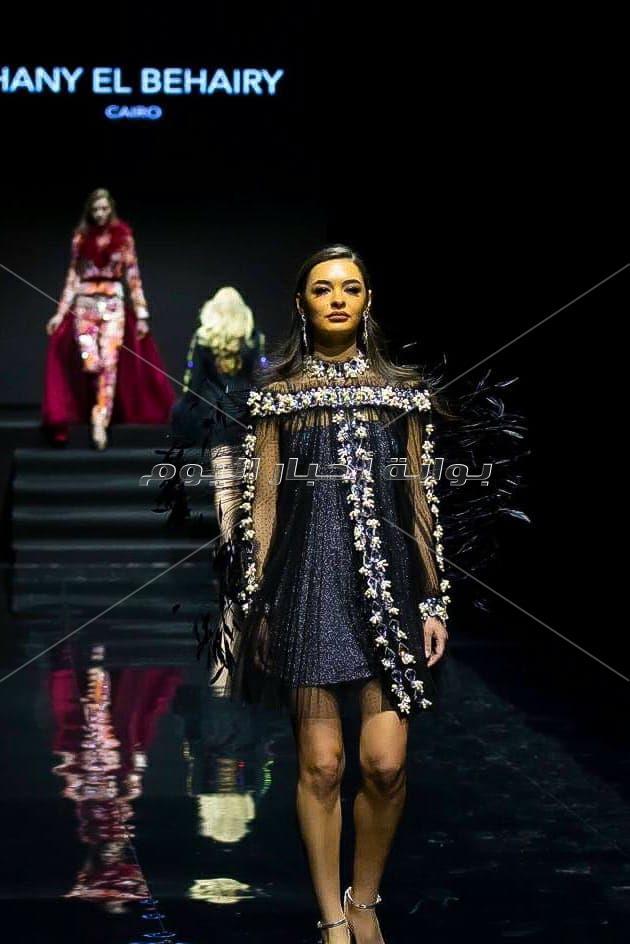 هاني البحيري يتألق في أسبوع الموضة الفرنسي لربيع وصيف 2020