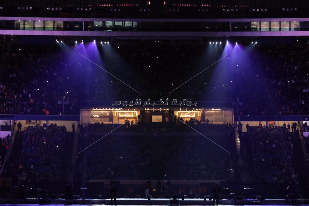 بهاء سلطان يتألق في أقوى حفلات عيد الحب