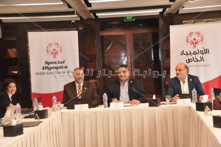 الرئاسة الاقليمية للأولمبياد الخاص الدولي  تشيد بإحراز مصر 80 ميدالية متنوعة بالألعاب العالمية