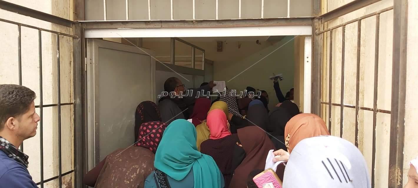تجاوزات تهدد بانتشار«كورونا» بمستشفى نجع حمادي العام