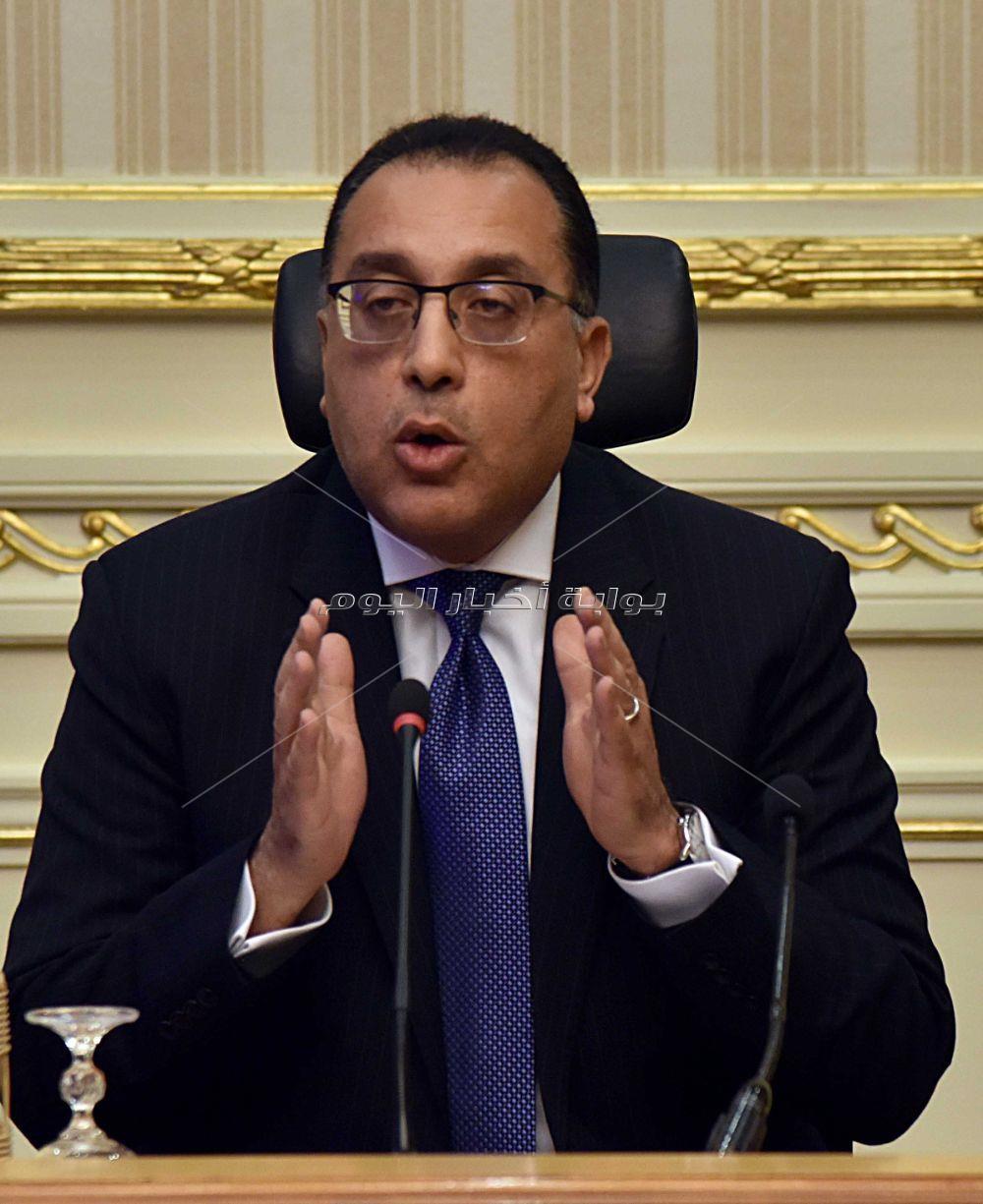 مؤتمر صحفي لرئيس الوزراء_ تصوير: أشرف شحاتة