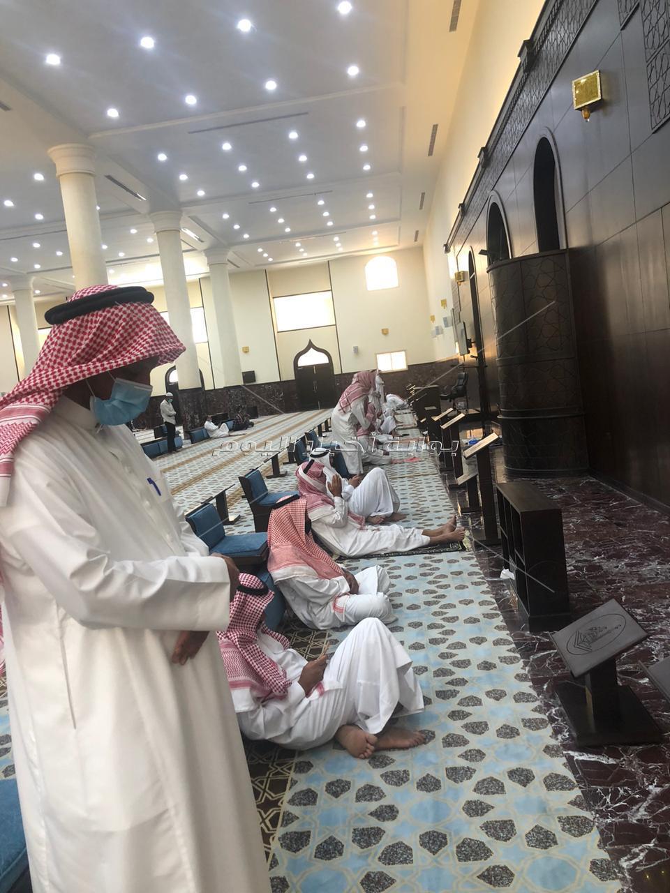 «تعقيم وتنظيم» بمساجد وجوامع السعودية بجهود الشؤون الإسلامية