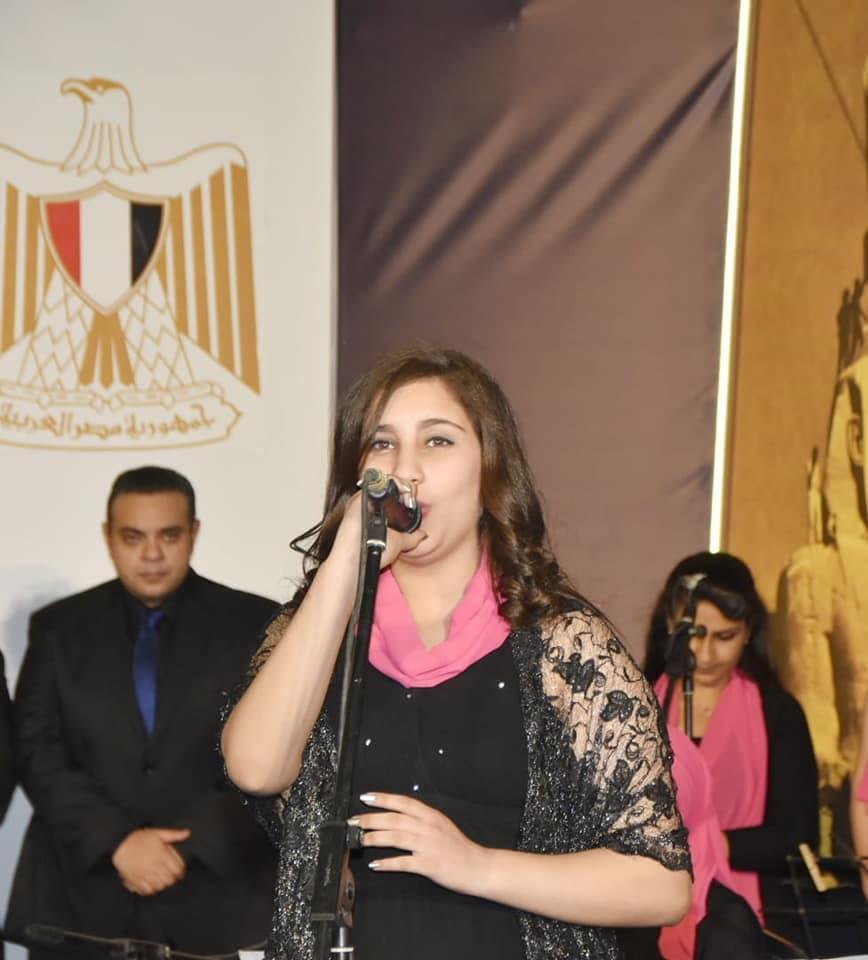 وزيرة الثقافة احتفلت بذكرى ثورة يوليو فى الاسمرات وتفقدت قصر ثقافة تحيا مصر