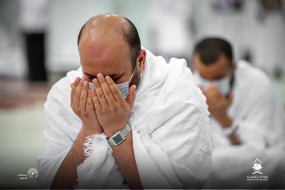بكاء وخشوع.. ملامح من يوم عرفة في ظل كورونا
