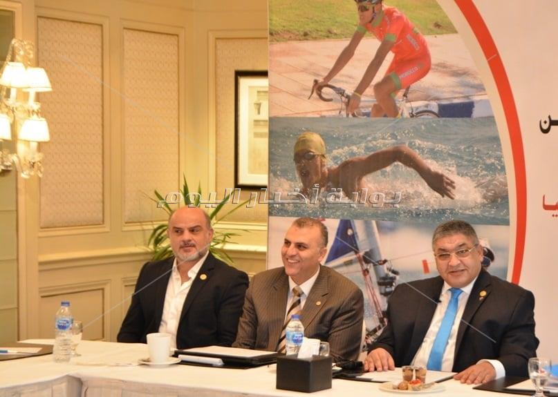 من أجل تحفيز دول المنطقة على المشاركة فى جودو الألعاب العالمية الصيفية بألمانيا 2023