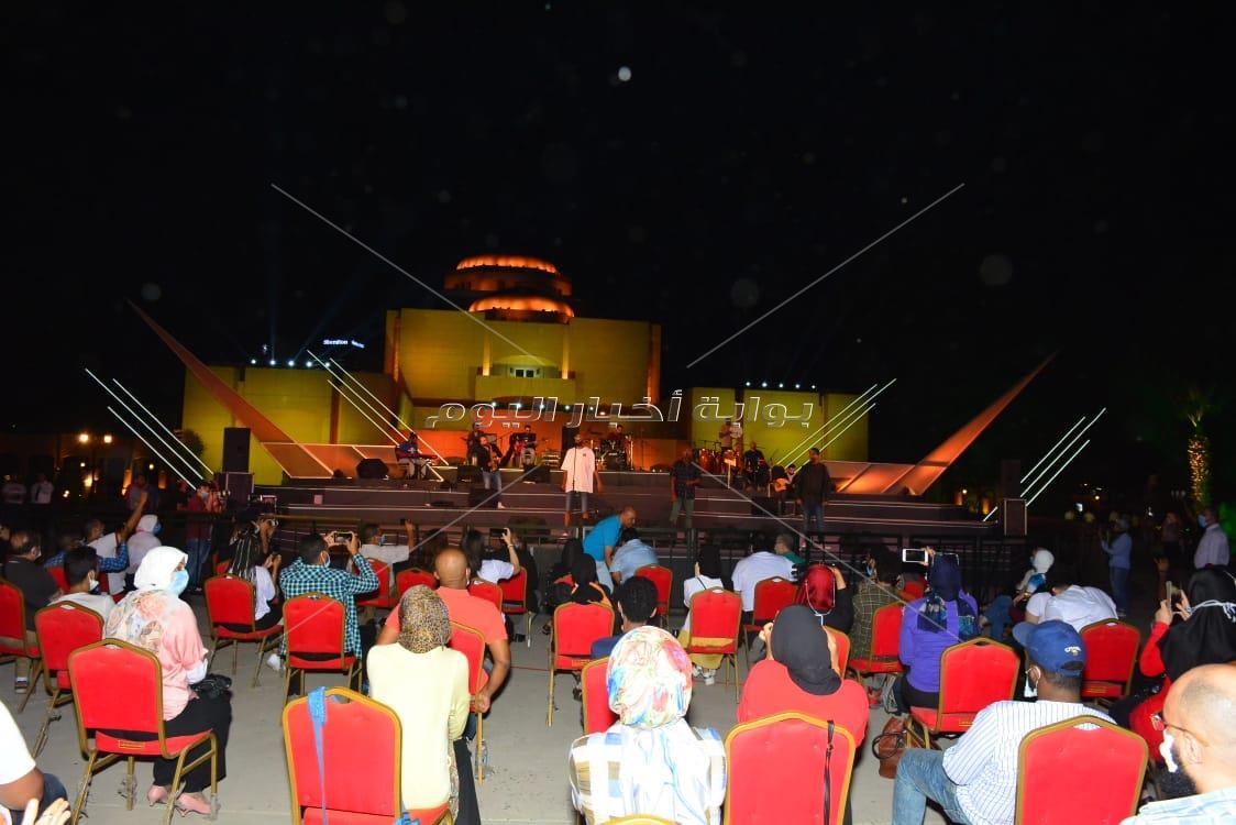 «بلاك تيما» تحتفل بمرور 16 عاما على تأسيسه في الأوبرا