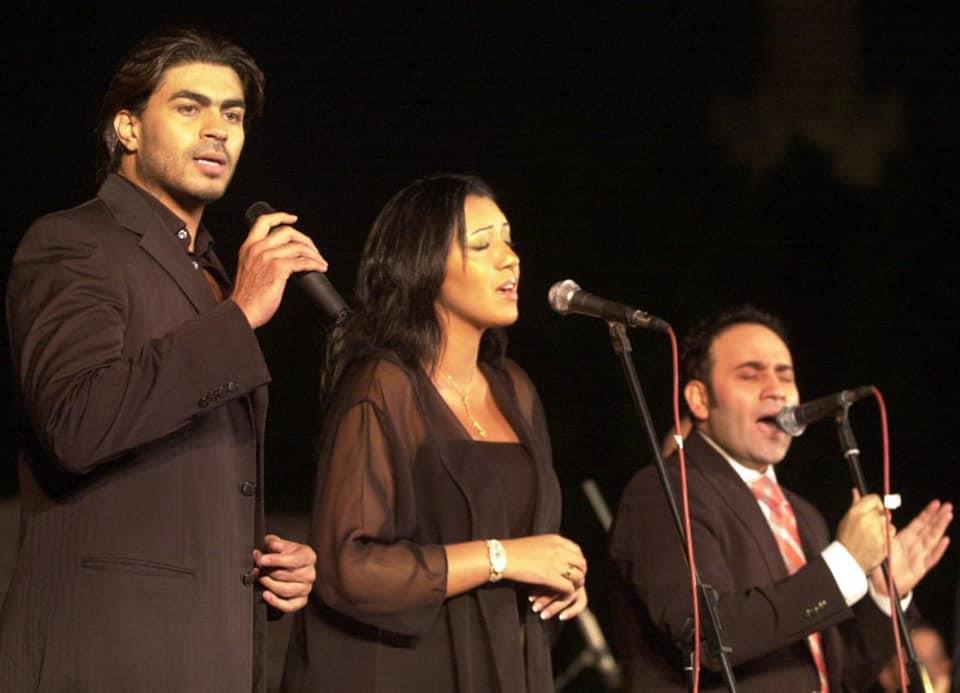 اهداء من مصر الى لبنان : لبنان تبنى وتعلو بالحلم على يوتيوب الثقافة