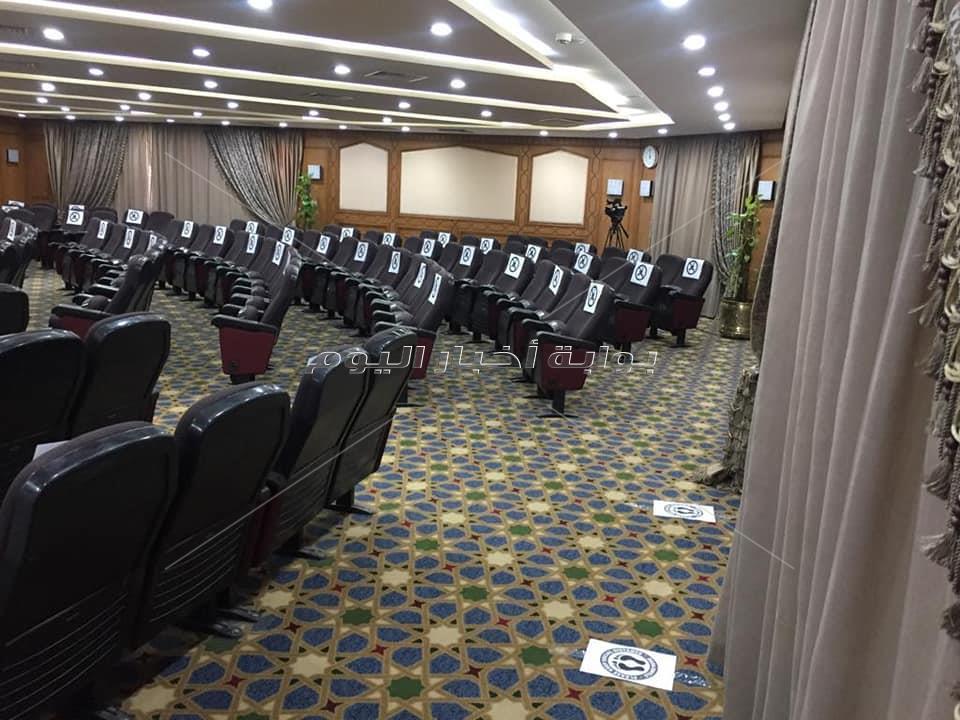 استعدادات الأزهر لمؤتمر إعلان نتيجة الثانوية الأزهرية