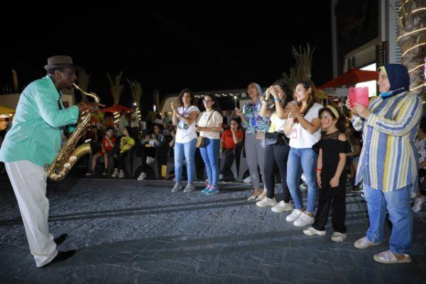 وزراء الرياضة والتموين والهجرة في حفل أحد الأندية