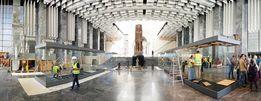 العناني يتفقد متحف العاصمة الإدارية الجديدة