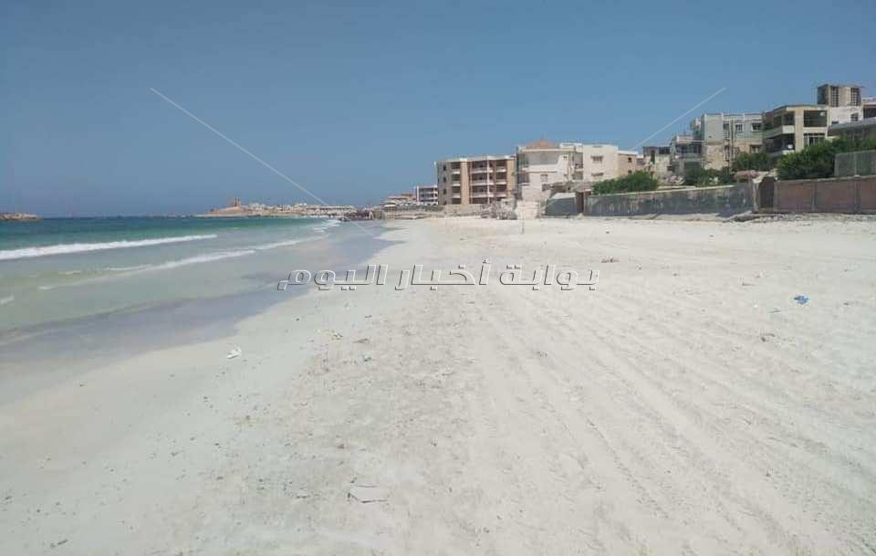 طرح 9 شواطئ بالإسكندرية للإيجار لمدة 3 سنوات