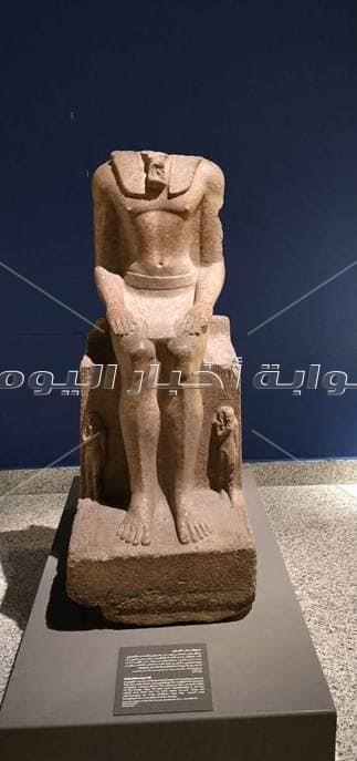 ننفرد. بالصور نادرة لمقتنيات «متحف شرم الشيخ» قبل افتتاحه