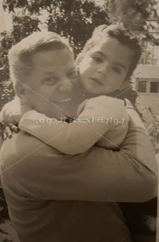 حفيد يوسف السباعي يروي ذكريات الطفولة مع جده
