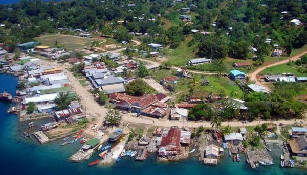 جنة الارض ..جزر  سليمان جمال الطبيعية