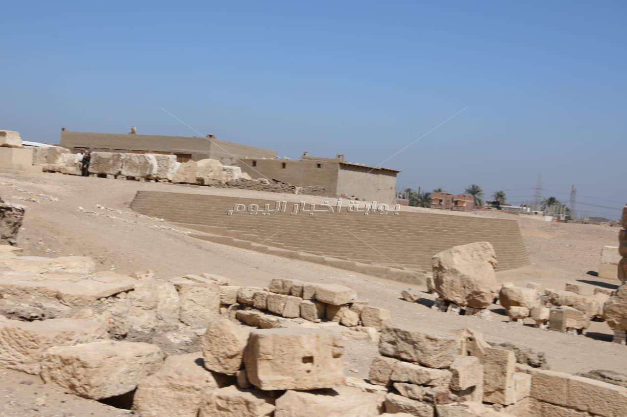 تطوير منطقة أتريبس الأثرية بالشيخ حمد