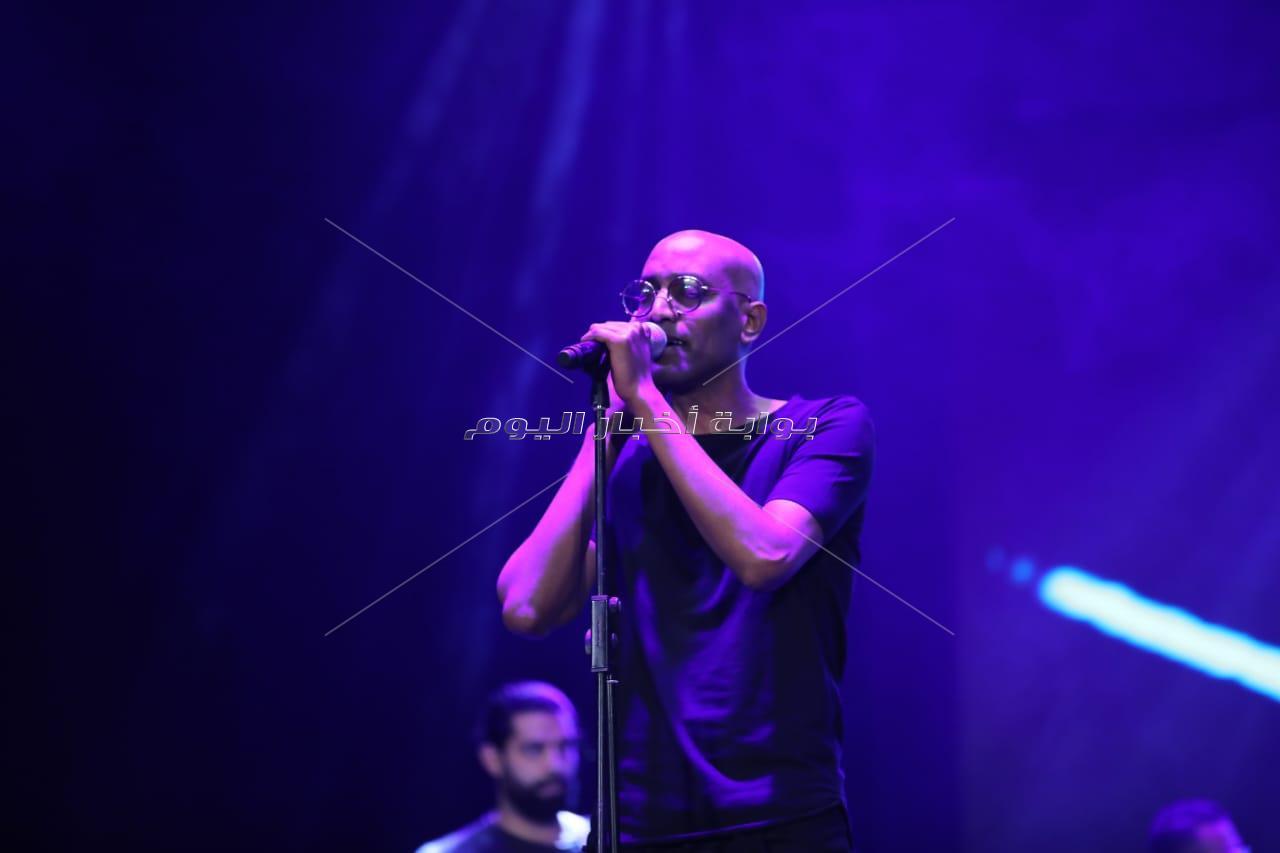بلاك تيما تشعل الزمالك بسهرة غنائية مع حمدي الميرغني ومحمد سلام