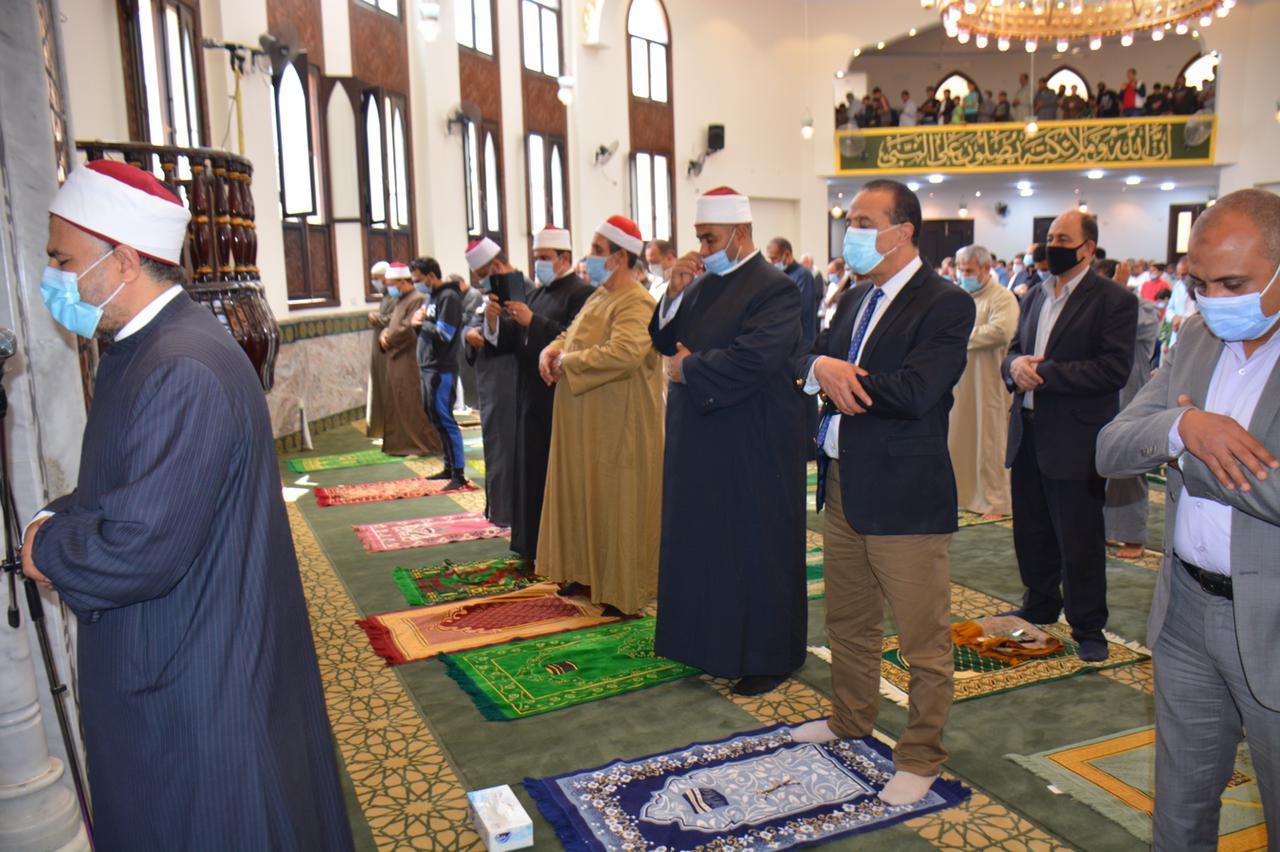 افتتاح خمس مساجد
