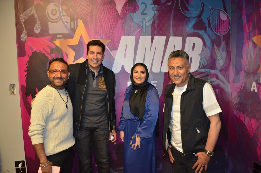 مصطفى قمر يحتفل بإطلاق «قمر أكاديمي» قبل ماراثون رمضان