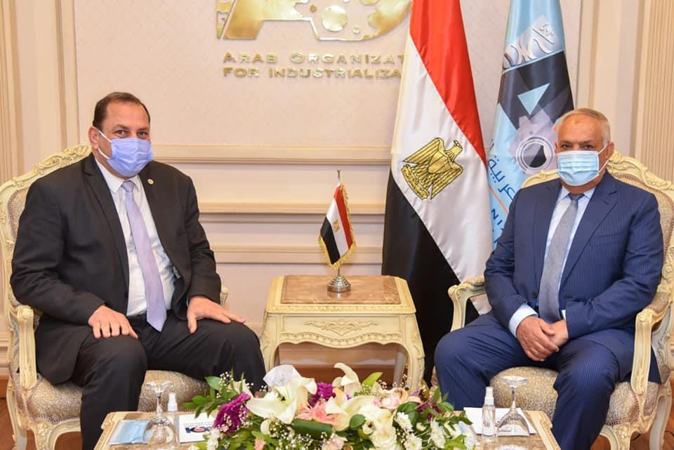 اتفاق العربية للتصنيع وهيئة الطاقة الذرية