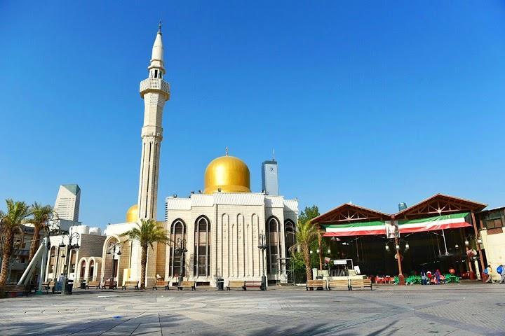 مسجد بن بحر .. اول مسجد بني في الكويت