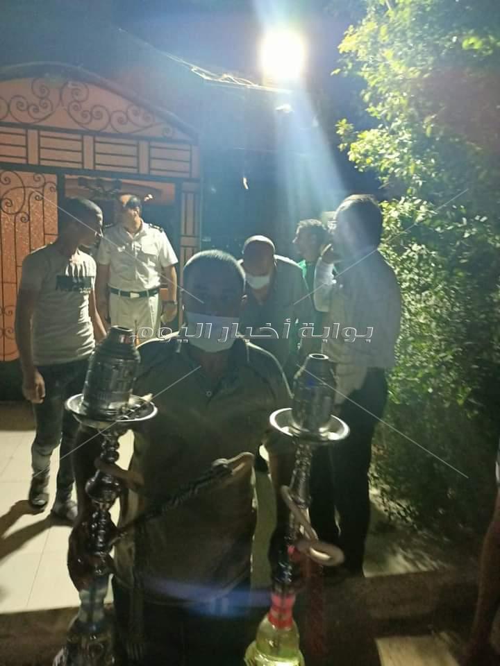 حي المعصره يضرب من جديد لتطبيق الإجراءات الاحترازية والوقائيبه لمواجهة فيرس كورونا