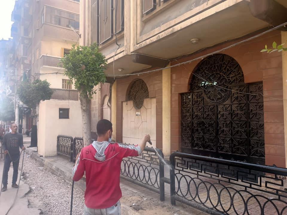 الإسكندرية تتصدى للموجة الثالثة من جائحة كورونا