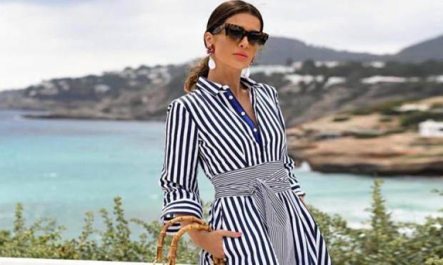 موضة| صيحات ملابس البحارة لعام 2021