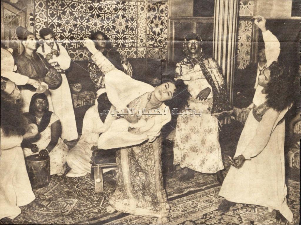 فاطمة المصري أول دكتوره في «الزار»
