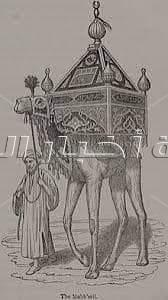 بمناسبة حلول موسم الحج.. متحف المركبات الملكية يستعرض قصة المحمل الشريف