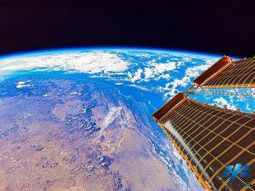 صور مذهله للأرض من محطة تيانجونج الفضائية