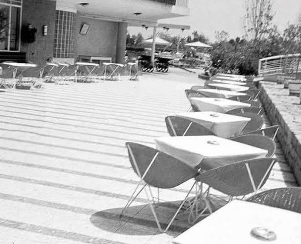 حديقة الميرلاند في الخمسينيات