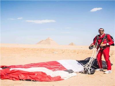 منسق مهرجان مصر الدولي للقفز الحر: نسلط الضوء على السياحة الرياضية